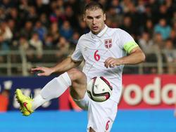 Branislav Ivanovic wird Serbien in St. Pölten aufs Feld führen
