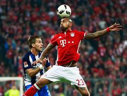 Arturo Vidal wird in der Länderspielwoche wieder für sein Land spielen
