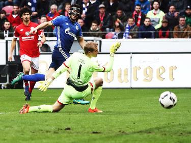 Sead Kolašinac hat den FC Schalke zum Sieg gegen den FSV Mainz geschossen