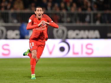 Di María volvió a encontrarse con el gol en el minuto 48. (Foto: Imago)