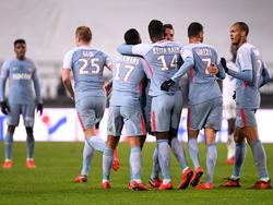 El Monaco hizo el empate final en el minuto 67. (Foto: Imago)