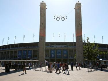 Blleibt die Heimat der Alten Dame: das Olympiastadion