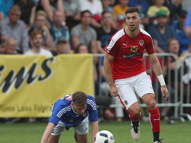 Aleksandar Dragović könnte in diesem Sommer doch noch wechseln