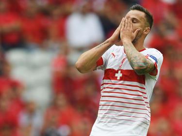 Haris Seferović war Gegenstand eines Transfergerüchts