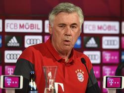 Carlo Ancelotti gibt Einblick in seine Bayern-Pläne