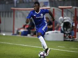 Abdul Rahman Baba soll vor einem Wechsel zum FC Schale stehen