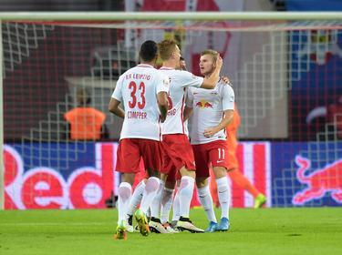 RB Leipzig sorgte bereits für Überraschungen in der Bundesliga
