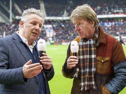 Aad de Mos (re.) hat Arjen Robben einen Rücktritt nahegelegt