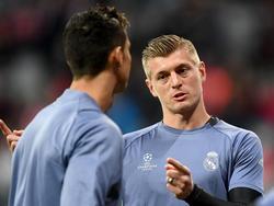 Toni Kroos und Cristiano Ronaldo werden bei Real geschont