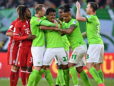 Das 0:6-Debakel gegen den FC Bayern hat bei den Wolfsburgern Spuren hinterlassen