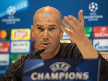 Zidane erwartet ein Finale auf Augenhöhe