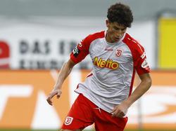 Jahn Regensburg leiht Ali Odabas nach Zwickau aus