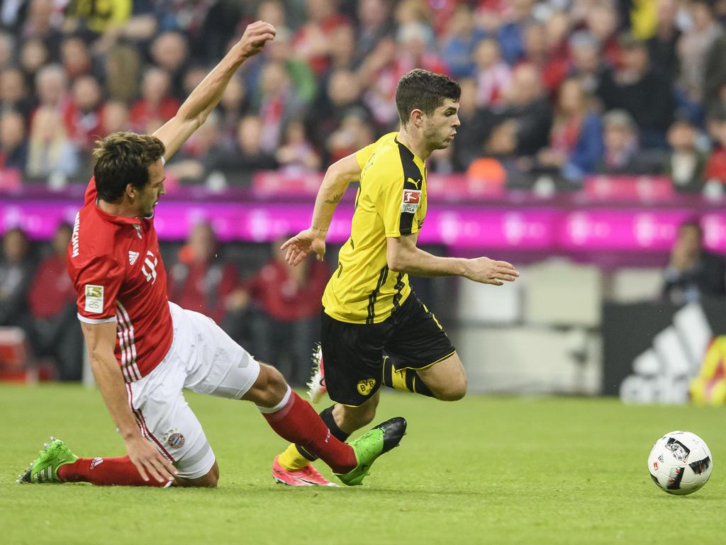 Pulisic: Zu Bayern?