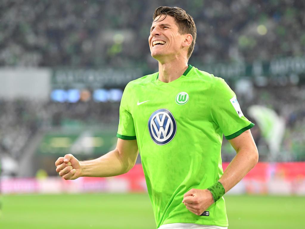 Mario Gomez ist neuer Kapitän des VfL Wolfsburg