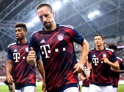 Langsam wird's ernst für den FC Bayern