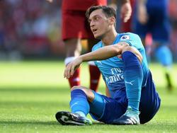 Steht Mesut Özil vor seinem Abschied vom FC Arsenal?