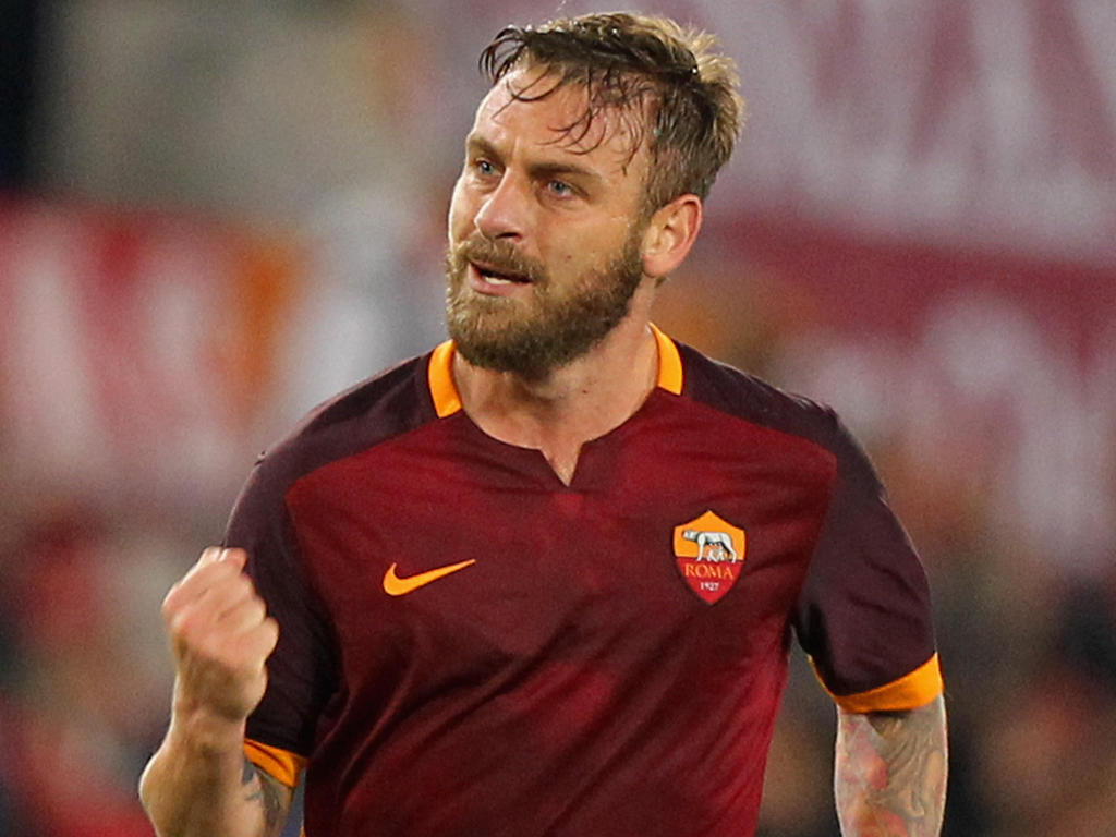 Serie A News Football Roma s De Rossi out for a month