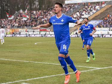 Der Wechsel von Sandro Wagner nach Hoffenheim soll fix sein
