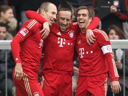 Der FC Bayern muss seine Planungen für die Zukunft intensivieren