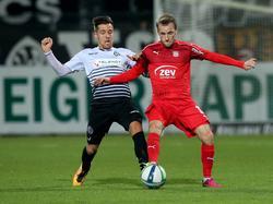 Der FSV Zwickau gewann gegen den VfR Aalen