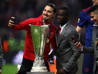 Auch Zlatan Ibrahimović hatte seinen Anteil am Erfolg von Manchester United