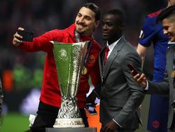 Der Vertrag von Zlatan Ibrahimović läuft im Juni aus