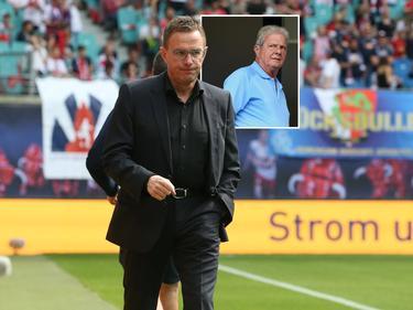 Ralf Rangnick hat auf die Aussagen von Dietmar Hopp reagiert