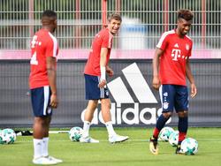Thomas Müller spielt beim FC Bayern nur die dritte Geige