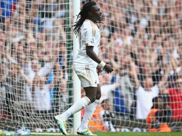 Bafétimbi Gomis tauscht für eine Saison das Trikot von Swansea gegen das von Marseille