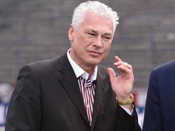 Toni Polster hat sich zur Lage beim 1. FC Köln geäußert
