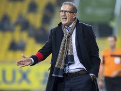 Georges Leekens ist der neue Trainer der algerischen Nationalmannschaft