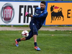 Gianluigi Buffon ist mit Iker Casillas nach Länderspieleinsätzen gleichgezogen