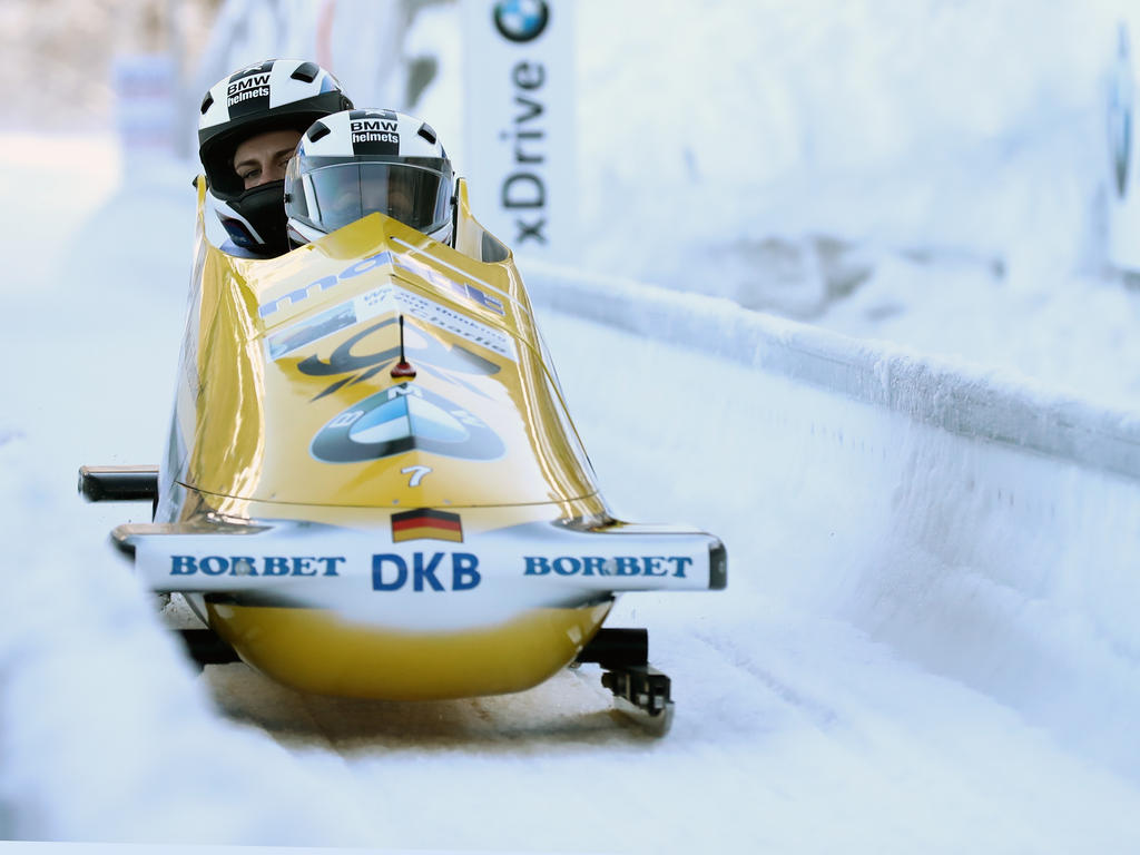 Mariama Jamanka belegte am Ende nur Platz fünf