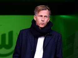 """Andries Jonker verspricht im Interview: """"Wir bleiben in der Bundesliga"""""""
