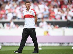 Hannes Wolf fordert gegen Berlin eine Top-Leistung