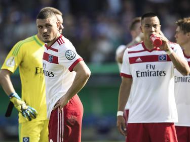 Der HSV steht schon vor dem ersten Saisonspiel unter Druck