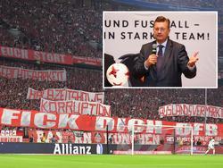 Zwischen dem DFB und den Ultra-Gruppierungen klafft ein tiefer Riss