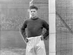 Johnny Thomson hütete 1927 bis 1931 das Tor von Celtic