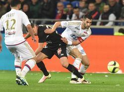 El Olympique Lyon quiere el subcampeonato y jugar la 'Champions'. (Foto: Imago)