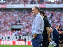 Das freut FC-Geschäftsführer Schmadtke: Der FC konnte einen Rekordumsatz erwirtschaften