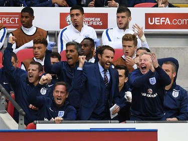 Gareth Southgate gewann sein erstes Match als England-Coach