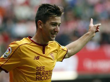 Das Führungstor von Luciano Vietto reichte Sevilla nicht zum Sieg