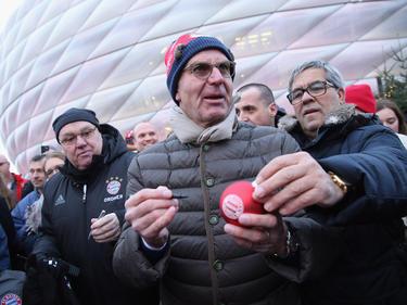 Karl-Heinz Rummenigge will mit dem FC Bayern helfen, die Zukunft der Kickers Offenbach zu sichern