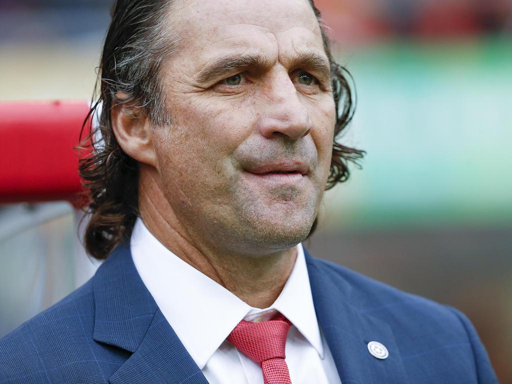 Pizzi levantó la Copa América a los seis meses de aceptar el cargo de seleccionador. (Foto: Getty)