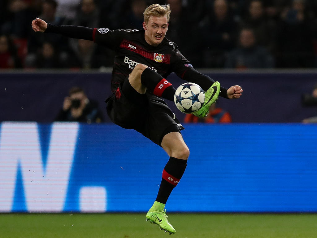 Transfernews: Brandt wohl mit Bayern einig - Wechsel im Sommer?