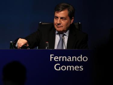 FPF-Präsident Fernando Gomes hofft, dass der Videobeweis die Fehlerwahrscheinlichkeit reduziert