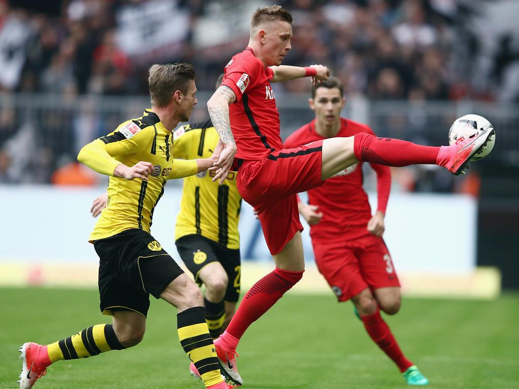 Eintracht Frankfurt verlängert Ausleihe von Wolf