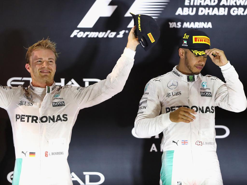 Mercedes- Zoff: Wolff hält Rosberg für