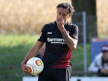 Karim Bellarabi und die Werkself verloren deutlich gegen Würzburg