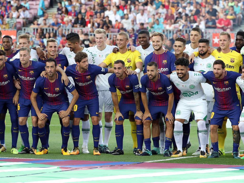 Nach Flugzeugtragödie: Emotionales Comeback gegen Messi